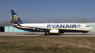 EI-DCY - Boeing 737-8AS - Ryanair