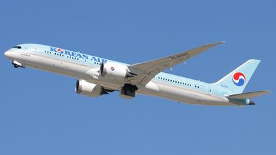 A picture of HL8083 - Boeing 7879 Dreamliner - Korean Air - © Lima Delta Sierra
