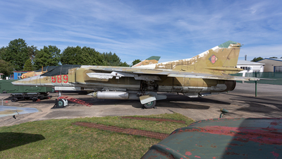 20-38 - Mikoyan-Gurevich MiG-23BN Flogger H - Germany - Air Force