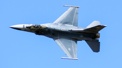 93-0544 - Lockheed Martin F-16CM Fighting Falcon - United States - US Air Force (USAF)