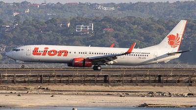 PK-LPH - Boeing 737-9GPER - Lion Air