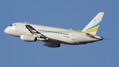 UP-SJ001 - Sukhoi Superjet 100-95LR - Comlux KZ