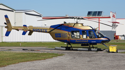 N955TG - Bell 407 - Metro Aviation