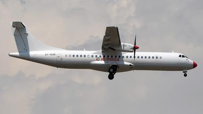 A picture of OYRUB - ATR 72202 - DAT - © Paul Denton