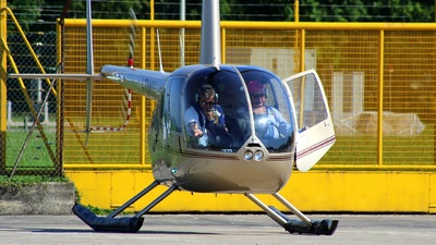 I-TAKU - Robinson R44 Clipper II - Private