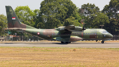 A-2904 - CASA C-295 - Indonesia - Air Force