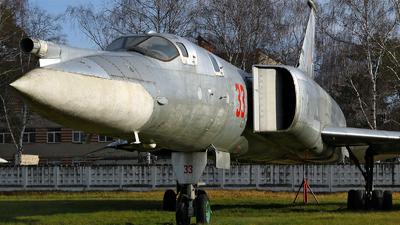 33 - Tupolev Tu-22M Backfire - Russia - Air Force