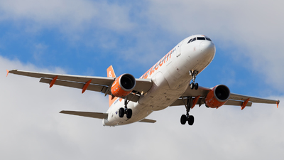 G-EZUD - Airbus A320-214 - easyJet