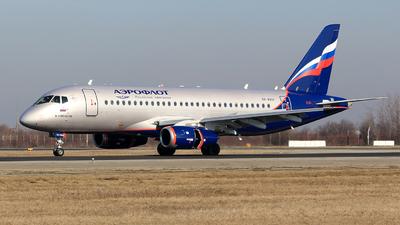 RA-89101 - Sukhoi Superjet 100-95B - Aeroflot
