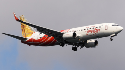 A picture of VTAXM - Boeing 7378HG - Air India Express - © Mohamed Rizwan