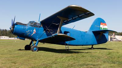 HA-ABA - PZL-Mielec An-2 - Private