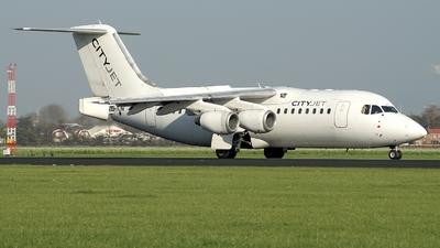 EI-RJN - British Aerospace Avro RJ85 - CityJet