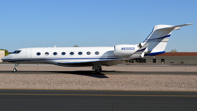 N650GD - Gulfstream G650 - Gulfstream Aerospace