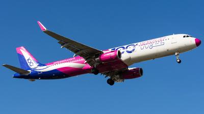 A picture of HALTD - Airbus A321231 - Wizz Air - © Wojtek Raczynski