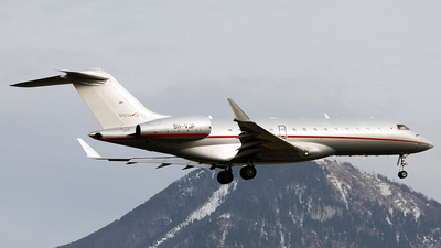 9H-VJP - Bombardier BD-700-1A10 Global 6000 - VistaJet