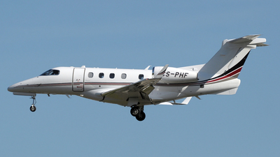 CS-PHF - Embraer 505 Phenom 300 - NetJets Europe