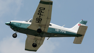 A picture of HBPPQ - Piper PA28181 - [287690190] - © Fabrizio Gandolfo