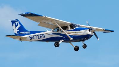 N472ER - Cessna 172S Skyhawk SP - Embry-Riddle Aeronautical University (ERAU)