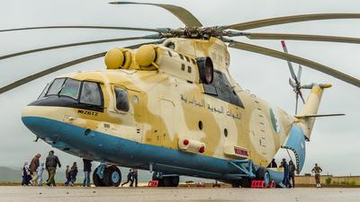 SL-66 - Mil Mi-26T2 Halo - Algeria - Air Force
