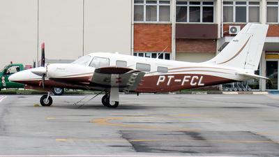 PT-FCL - Piper PA-34-220T Seneca V - Private