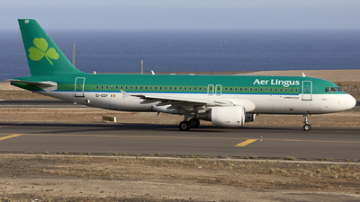 A picture of EIEDP - Airbus A320214 - Aer Lingus - © Manu Aldana