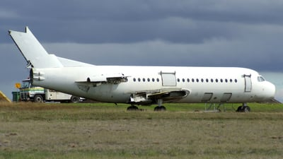 VH-FKJ - Fokker F28-4000 Fellowship - Untitled