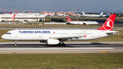 TC-JML - Airbus A321-231 - Turkish Airlines