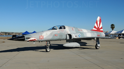 761548 - Northrop F-5N Tiger II - United States - US Navy (USN)