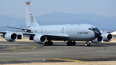 63-7987 - Boeing KC-135R Stratotanker - United States - US Air Force (USAF)