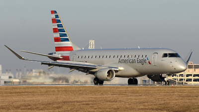 A picture of N435YX - Embraer E175LR - American Airlines - © DJ Reed - OPShots Photo Team