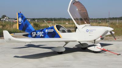 SP-PBC - Aero AT-3 R100 - Akademicki Osrodek Szkolenia Lotniczego Politechniki Slaskiej