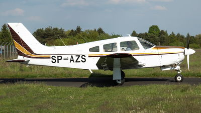 SP-AZS - Piper PA-28R-201 Arrow III - Private