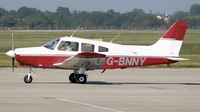 G-BNNY - Piper PA-28-161 Warrior II - Private