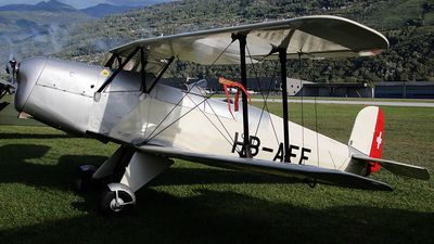HB-AFE - Bücker 131 Jungmann - Private