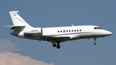 I-FLYV - Dassault Falcon 2000 - Eurofly Service