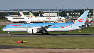 EI-XIN - Boeing 787-9 Dreamliner - Neos