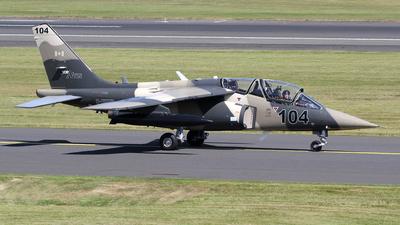 C-FHTO - Dassault-Breguet-Dornier Alpha Jet A - Top Aces