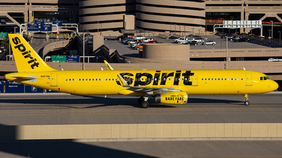 A picture of N657NK - Airbus A321231 - Spirit Airlines - © Alexander Owen