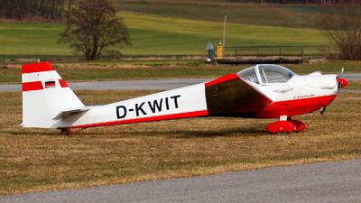 D-KWIT - Scheibe SF.25C Falke - Luftsportverein Bad Endorf-Prien