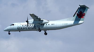 C-GABP - Bombardier Dash 8-311 - Air Canada Express (Jazz Aviation)