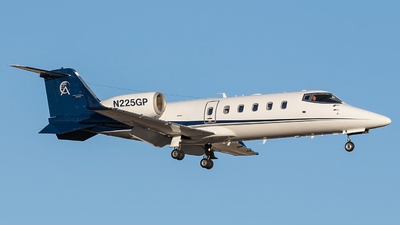 N225GP - Bombardier Learjet 60 - Private