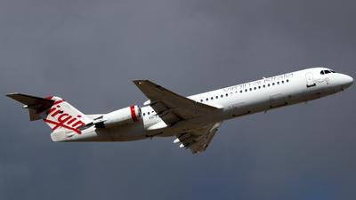 VH-FZH - Fokker 100 - Virgin Australia Regional Airlines