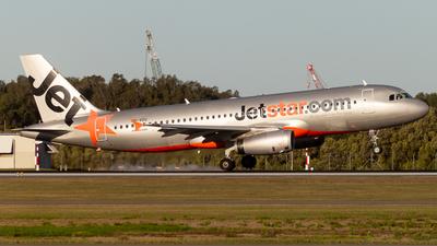 A picture of VHVGU - Airbus A320232 - Jetstar Airways - © Jayden Morrow