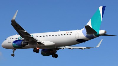 CS-TRM - Airbus A320-214 - Orbest