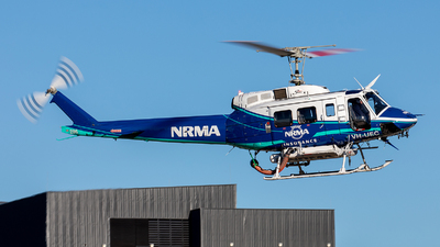 VH-UEC - Bell 212 - Private