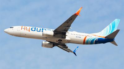 A6-FGH - Boeing 737-8KN - flydubai