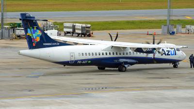 PR-AQT - ATR 72-212A(600) - Azul Linhas Aéreas Brasileiras