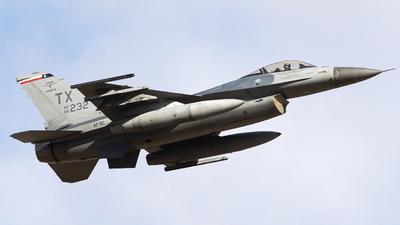 86-0232 - Lockheed Martin F-16C Fighting Falcon - United States - US Air Force (USAF)