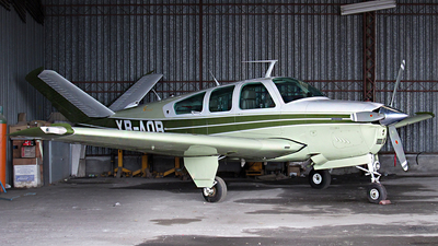XB-AQB - Beechcraft V35B Bonanza - Private