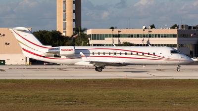 N888WU - Bombardier CRJ-200ER - Private